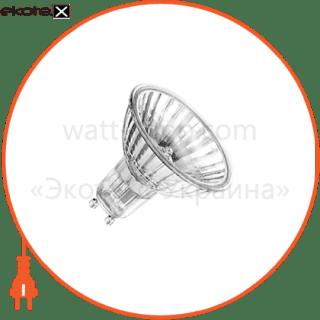 лампа галогенная halopar 16 75вт gu10 osram 64830 fl d 64 мм, 30 град. галогенные лампы osram Osram 4050300856971