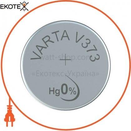 Varta 373101111 батарейка varta v 373 1 шт