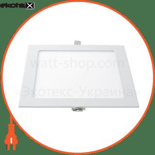 светодиодная панель квадратная-6вт (120x120) 4200k, 470 люмен светодиодные светильники lezard Lezard 442RKP-06