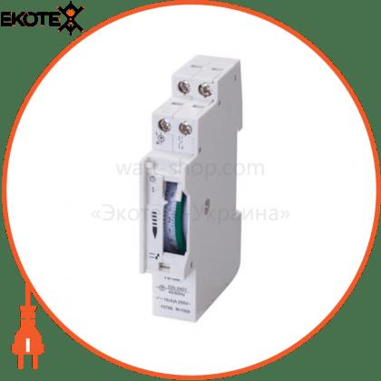 Horoz Electric 108-003-0001-010 таймер механический на дин рейку 3500w 220-240v 16a 48-программ