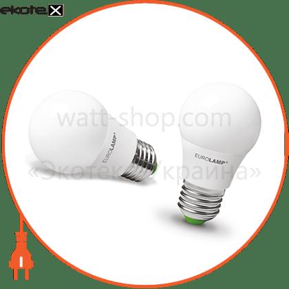 """промо-набор eurolamp led a50 7w e27 3000k акция """"1+1"""" светодиодные лампы eurolamp Eurolamp MLP-LED-A50-07272(E)"""