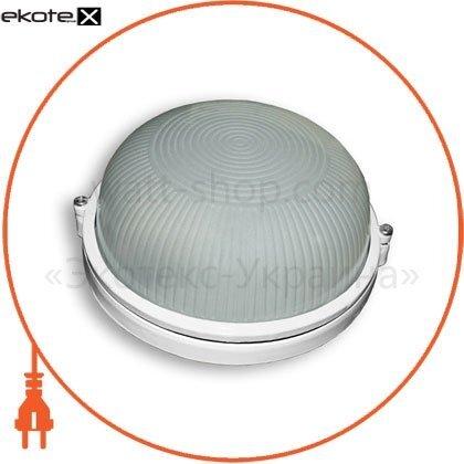 Ecostrum 68669 светильник 100w круг белый