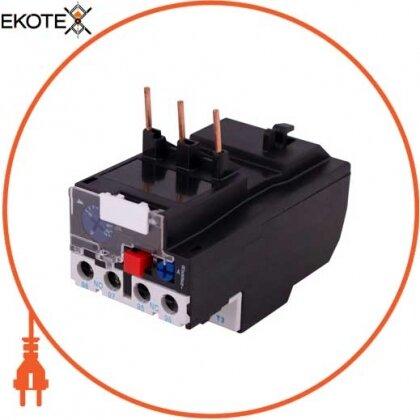 Enext p058001 тепловое реле e.pro.ukh.1.0,16.1-2, диапа-. 0,10-0,16, габ.реле 1, габ.конт.1-2