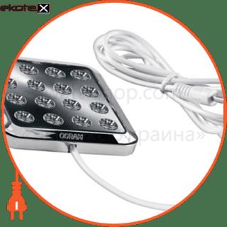 светильник led qod chrome add-on светодиодные светильники osram Osram 4,00832E+12