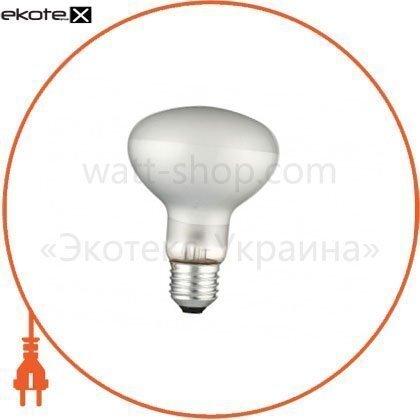 Лампа рефл. DELUX R63 60Вт Е27 мат.