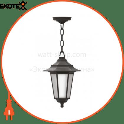 """Horoz Electric 400-010-118 светильник """"begonya-3"""" е27 черный"""
