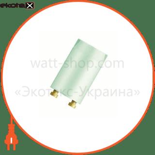 ST-151 Osram комплектующие для люминесцентных ламп стартер osram st-151 4-22w