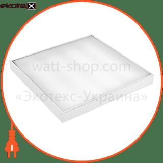 светильники cерии офис грильято светодиодные светильники ledeffect Ledeffect LE-СВО-03-040-0543-20Д