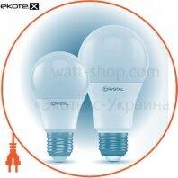 Лампа Crystal Gold светодиодная A60 12W PA Е27 4K