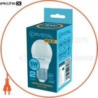 Лампа Crystal Gold светодиодная G45  6W PA Е27 4K
