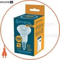 Лампа Crystal Gold светодиодная рефлекторная R50  5W PA E14 3K