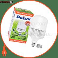 лампа світлодіодна DELUX BL 80 50w E27/Е40 6500K_R (адаптер у комплекті)