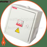 Ящик с понижающим трансформатором ЯТП-0,25 220 / 24В IP31