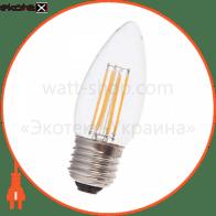 Светодиодная лампа Feron LB-58 4W E27 2700K 25618