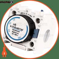 Приставка контактна з затримкою часу e.industrial.ut.2F, затримка на відкл. 10-180 сек.