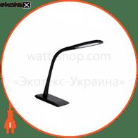 світильник світлодіодний настільний DELUX TF-110 7 Вт LED чорний