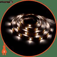 Світлодіодна стрічка, LS606/LED-RL 30SMD(5050)/m 7,2W/m 12V 5m*8*0.22mm білий теплий
