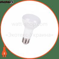 лампа світлодіодна DELUX FC1 8 Вт R63 2700K 220В E27 теплий білий
