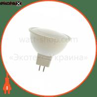 лампа світлодіодна DELUX JCDR 3Вт 6000K 220В GU5.3 холодний білий