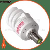Лампа энергосберегающая e.save.screw.E14.18.2700, тип screw, цоколь Е14, 18W, 2700 К