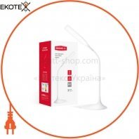 Умная лампа MAXUS DKL 6W (аккумулятор, димминг) белая, квадрат