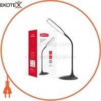 Умная лампа MAXUS DKL 6W (аккумулятор, димминг) черная, квадрат