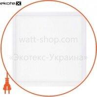 Світильник світлодіодний GLOBAL SP adjustable 18W, 4100K (square)