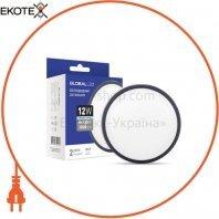 Світильник світлодіодний HPL12W 5000K C