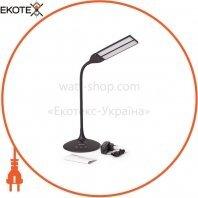 Настільна лампа MAXUS DKL 8W 3000-5700K BK Transformer