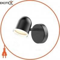 Світильник світлодіодний MSL-01C MAXUS 4W 4100K чорний