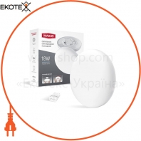 Светильник светодиодный MAXUS SP Surface 18W 4100K Circle