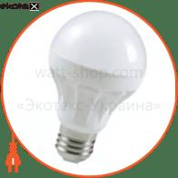 Светодиодная лампа 6W E27. Дневное свет. Гарантия 1 год