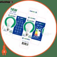 LED лампа LEDEX 18W, E27, 1800lm, 4000К, 270град, чип: Epistar (Тайвань)