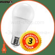 Светодиодная лампа LEDSTAR, 8W, E27, 720lm, 4000К нейтральный, матовое стекло, 270º,  чип: Epistar (Тайвань)