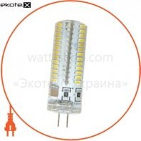 LED лампа LEDEX G4 (5W, AC 12V, 6000K) чип: Epistar