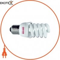 Лампа энергосберегающая e.save.screw.E27.13.4200.T2, тип screw, цоколь Е27, 13W, 4200 К, колба Т2