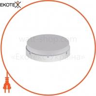 Светильник ERKA 1065 LED-P, настенный, 12 W, 4200K, круглый, прозрачный, IP 65