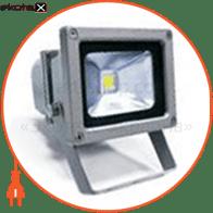 Светодиодный прожектор LEDSTAR 10W, 650lm, 6500К холодный белый, 120º, IP65, TL12100