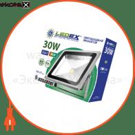 Светодиодный прожектор LEDEX 30W RGB, 120?, IP65, TL11715