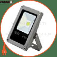 Светодиодный прожектор LEDEX 50W, 3250lm, 6500К холодный белый, 120?, IP65, (slim)