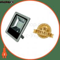Светодиодный прожектор LEDEX 50W slim SMD, 4500lm, 6500К холодный белый, 180?, IP65, TL12735