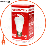 LED A60 12w E27-2800 Экономка светодиодные лампы экономка led лампа economka led a60 12w e27-2800