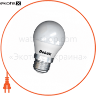 лампа світлодіодна DELUX BL50P 7Вт 2700K 220В E27 теплий білий