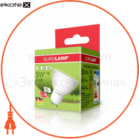 EUROLAMP LED Лампа ЕКО MR16 5W GU10 3000K
