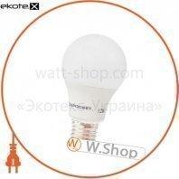 Лампа светодиодная евросвет 12Вт 4200К A-12-4200-27 ECO Е27