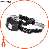 фонарь varta indestructible head light led x5 3aaa (17730101421)