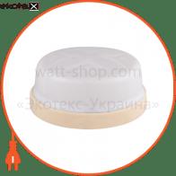 Светильник ERKA 1102-KB, настенный, 26 W, белый, E27, IP 20