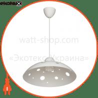 Светильник ERKA 1302, потолочный, 60W, (белый), Е27
