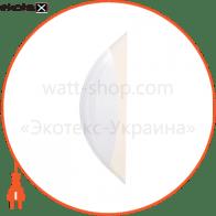 Светильник ERKA 1205-KB, настенный, 26 W, белый, E27, IP 20