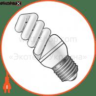 лампа энергосберегающая es-12 7w 4000k e27  17-0026 энергосберегающие лампы electrum ELM 17-0026